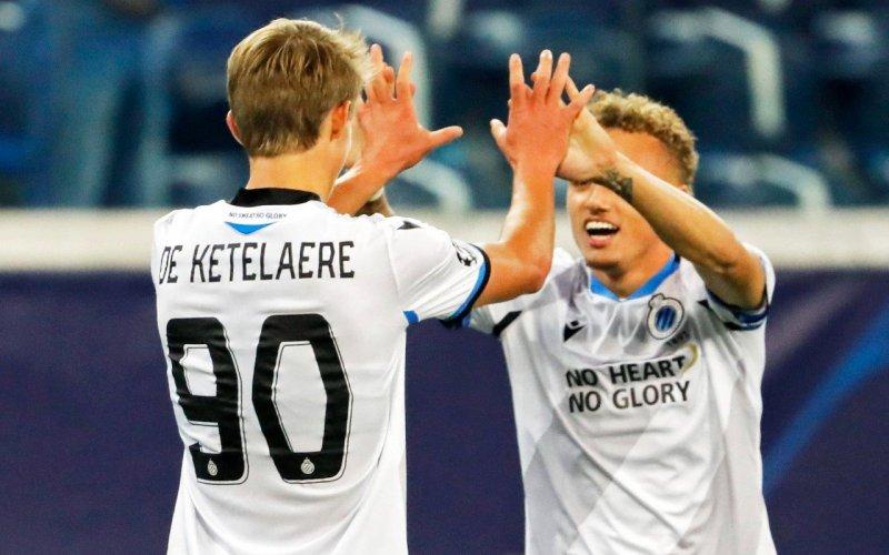 'Buitenlandse ploegen kloppen aan bij Club Brugge voor Charles De Ketelaere'