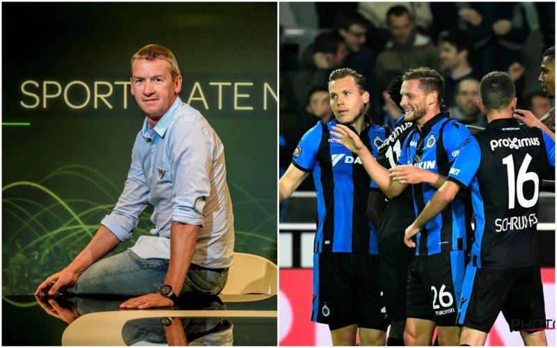 Fans van Club Brugge halen zwaar uit naar Geert De Vlieger
