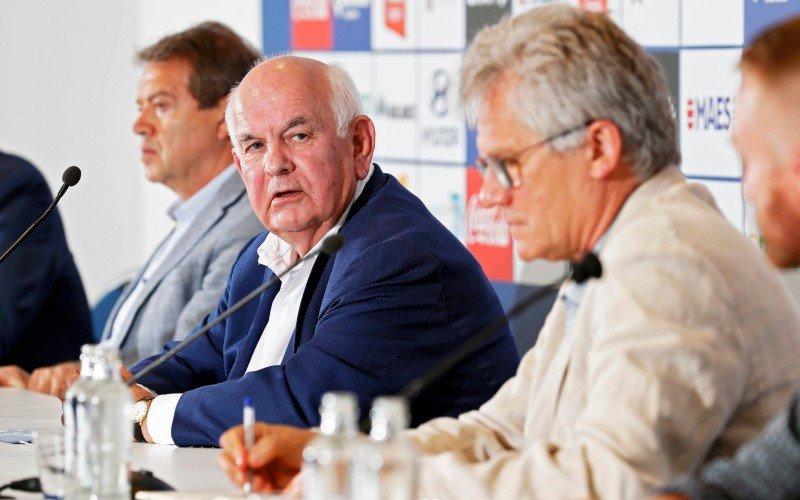 Nieuwe hoofdcoach bij AA Gent: 'Hij gaat snel overnemen'
