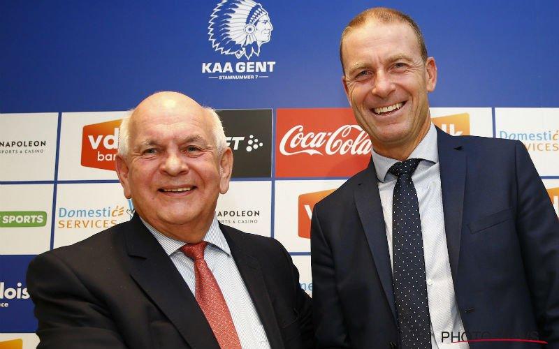 Gent-trainer Thorup heeft duidelijke boodschap voor Club, Genk en RSCA