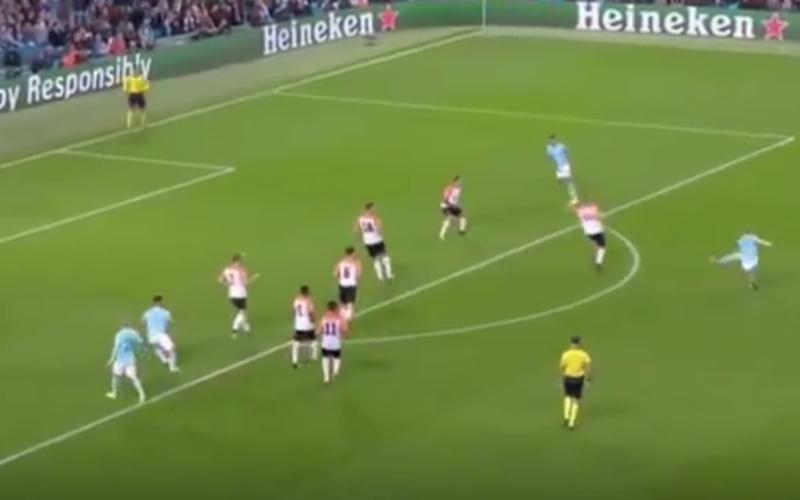 Kevin De Bruyne etaleert zijn klasse met deze prachtige goal (video)