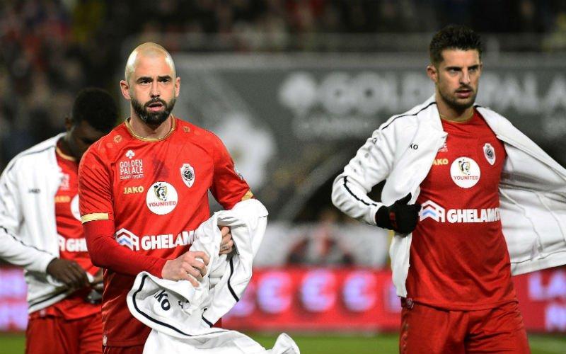 'Steven Defour vertrek mogelijk alweer bij Antwerp'