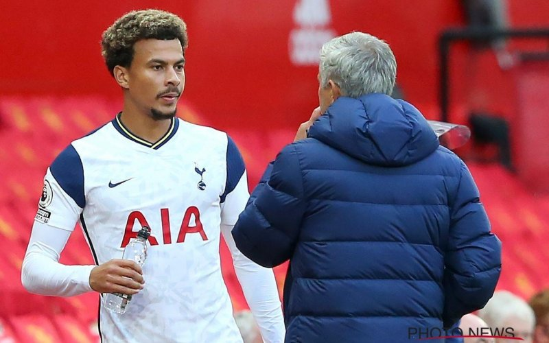 'Dele Alle staat voor erg verrassende transfer in Premier League'