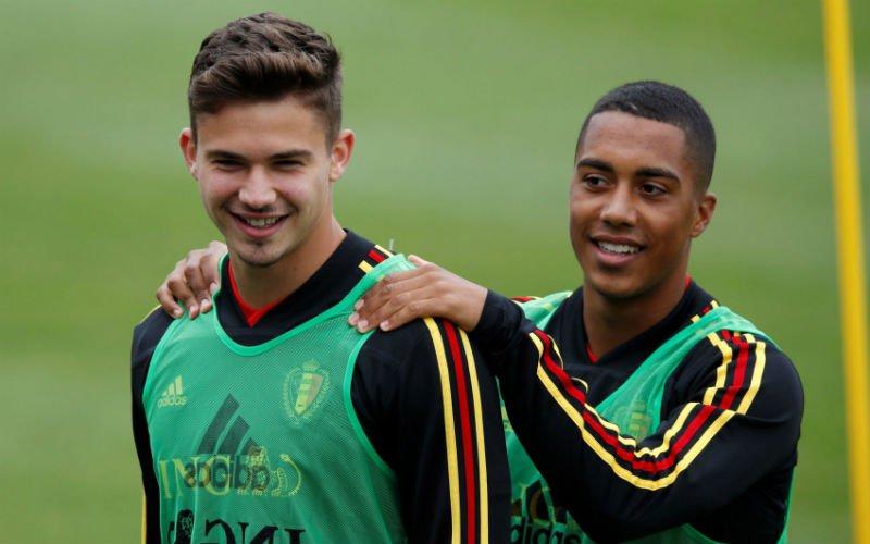 'Leander Dendoncker kan mooie transfer versieren na het WK'