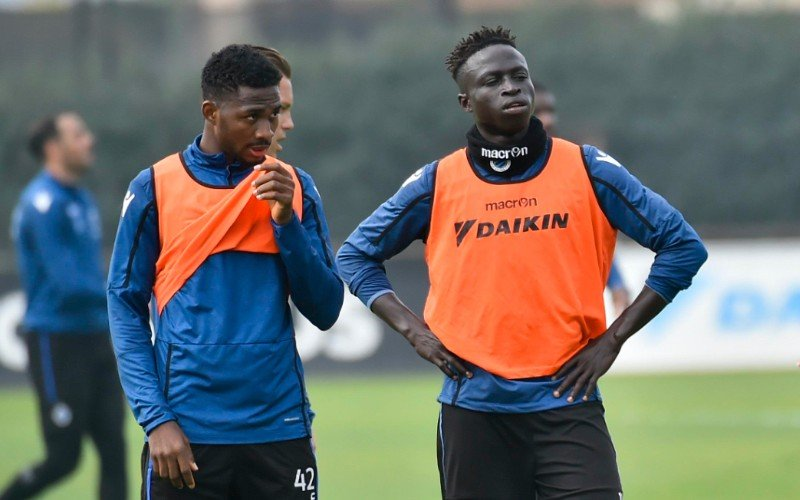 Club Brugge plant erg straffe transfer: 'Híj moet Dennis en Diatta vervangen'