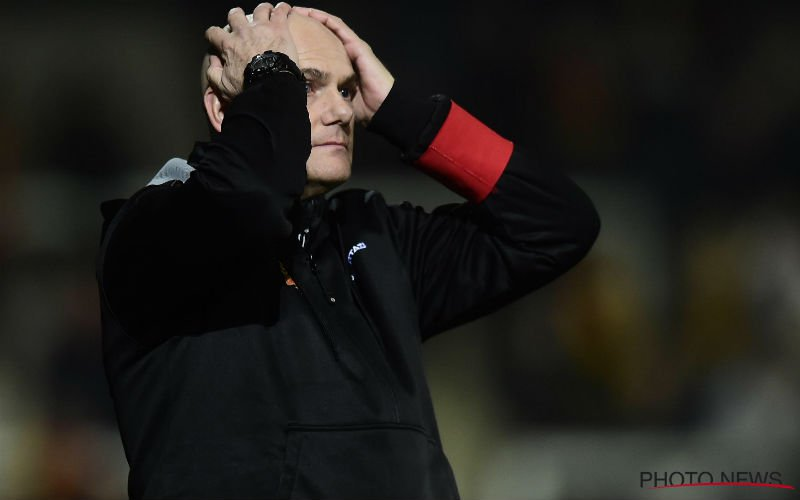 KV Mechelen kan weer niet winnen