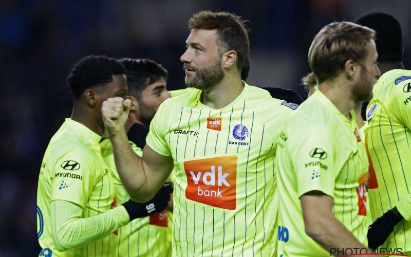 AA Gent wint in Genk en lijkt lot van Felice Mazzu te bezegelen