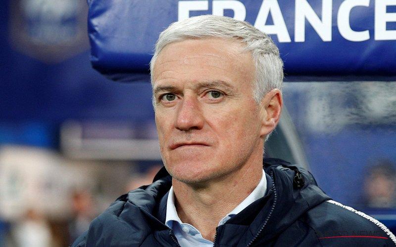 'Deschamps voert één wijziging door en kiest voor dit elftal tegen België'