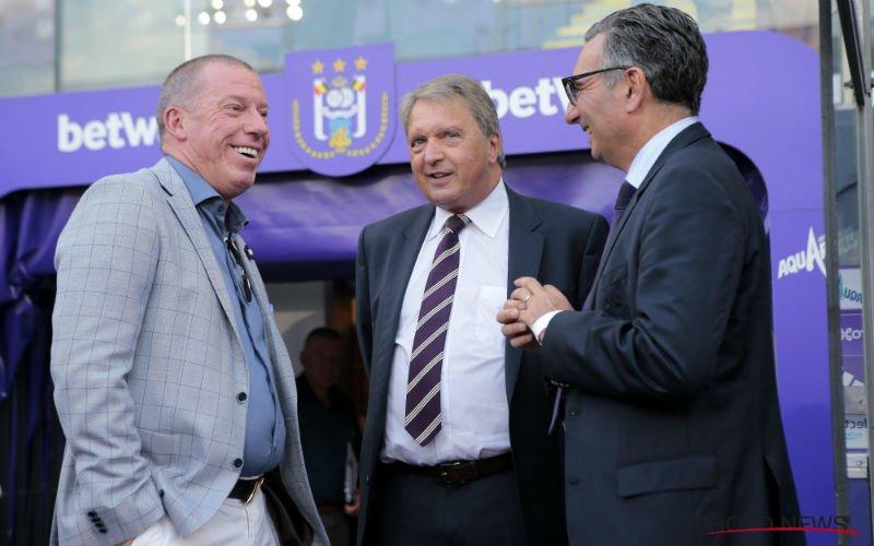 'Eindelijk serieuze versterking op komst voor Anderlecht'