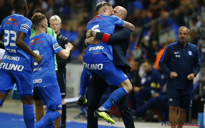 Racing Genk zet titelkandidatuur kracht bij met zege tegen Anderlecht