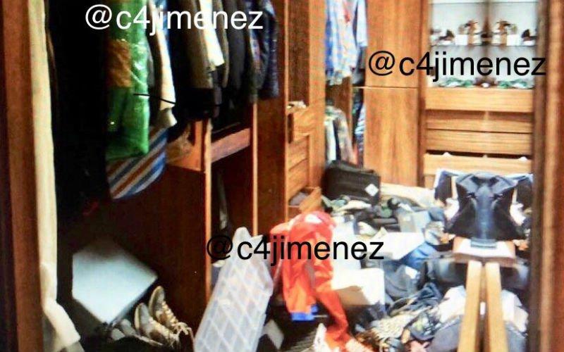 Huis van Ochoa leeggeroofd tijdens WK