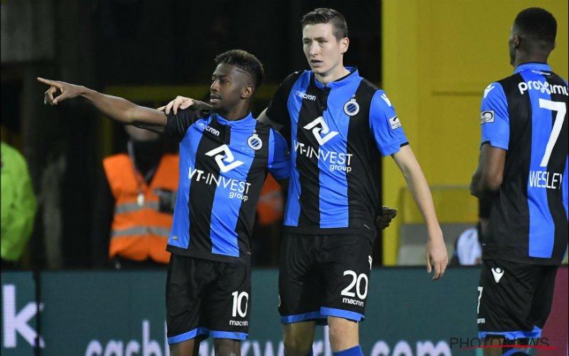 'Na Wesley stapt ook deze sterkhouder op bij Club Brugge'