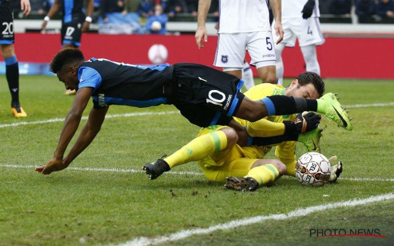 Deze Anderlecht-speler al na 7 minuten compleet afgemaakt