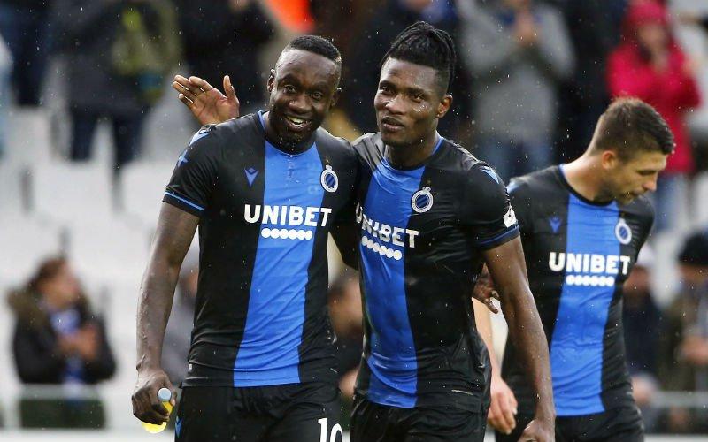 Verrassend: Mbaye Diagne keert terug bij Club Brugge