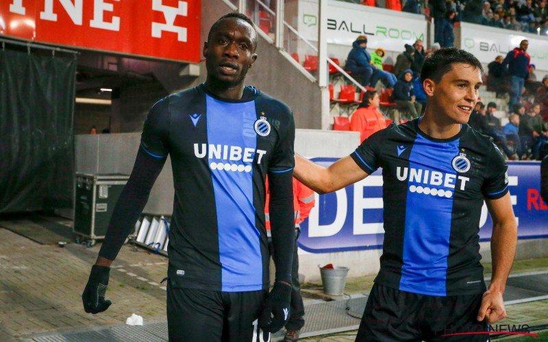 'Club Brugge hakt knoop door over nieuwe kans voor Mbaye Diagne'