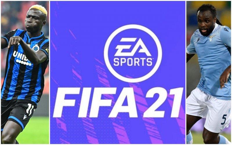 Dit zijn op FIFA 21 de snelste spelers in de Jupiler Pro League