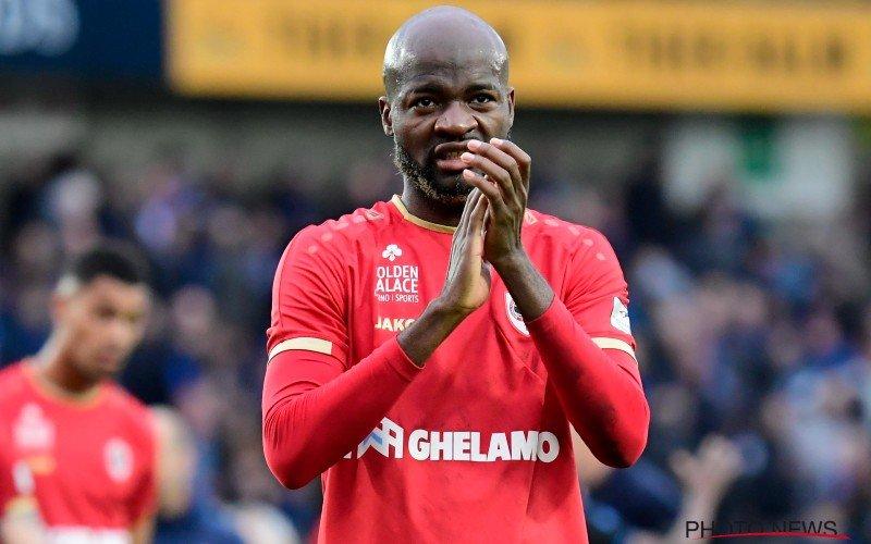 Didier Lamkel Zé moet vertrekken bij Antwerp FC: