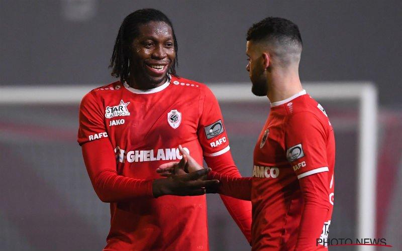 Verrassend: 'Mbokani speelt volgend seizoen bij deze Belgische club'