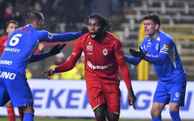 AA Gent of Club Brugge? 'Mbokani is op weg naar hén'