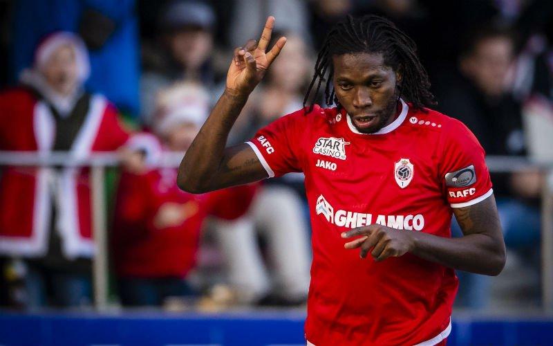 'Mbokani stelt ongelofelijke eisen tijdens onderhandelingen met Anderlecht'