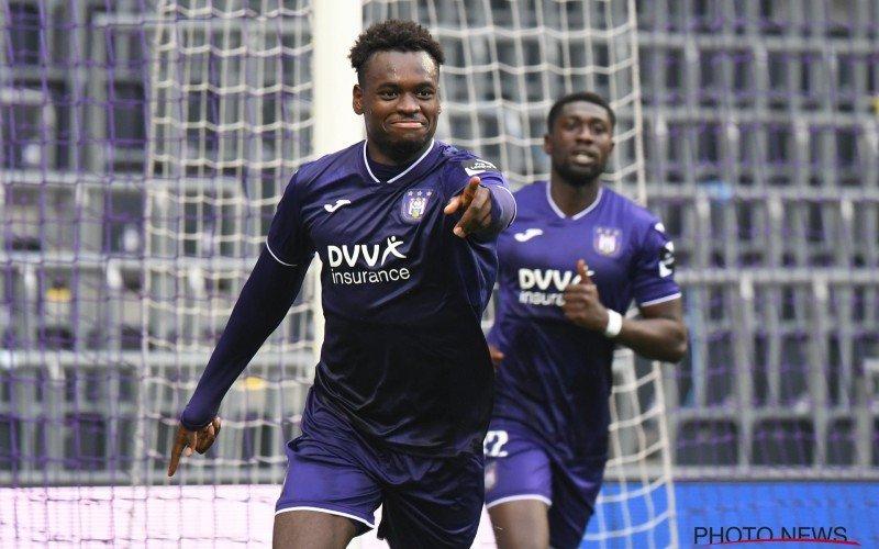Opmerkelijk: 'Anderlecht bereikt akkoord over vertrek van Landry Dimata'