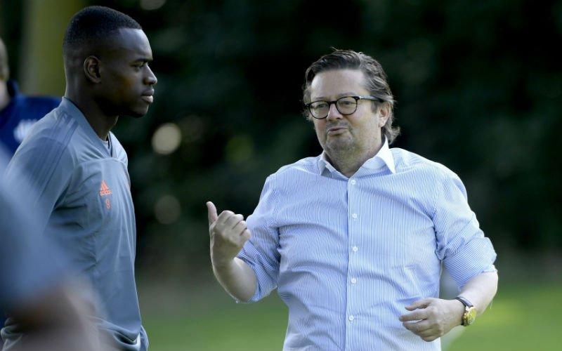 Coucke werkt aan nieuwe stadionnaam Anderlecht, één bedrijf topkandidaat