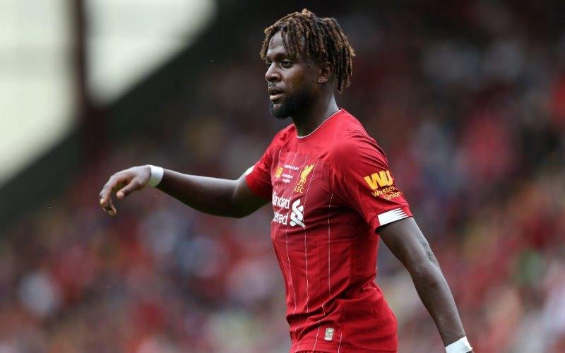 'Divock Origi blijft maar indruk maken bij Liverpool'