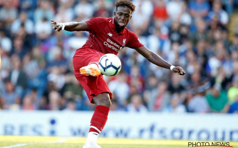 'Liverpool voert druk op om transfer Origi te regelen'