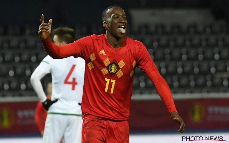 Lukebakio kan naar Belgische top en geeft toe: