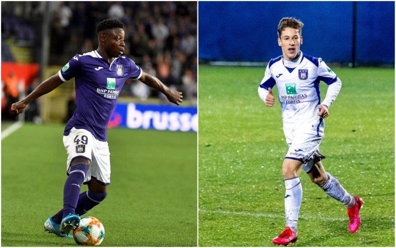 'Verschaeren en Doku vertrekken bij Anderlecht na niet te weigeren bod'
