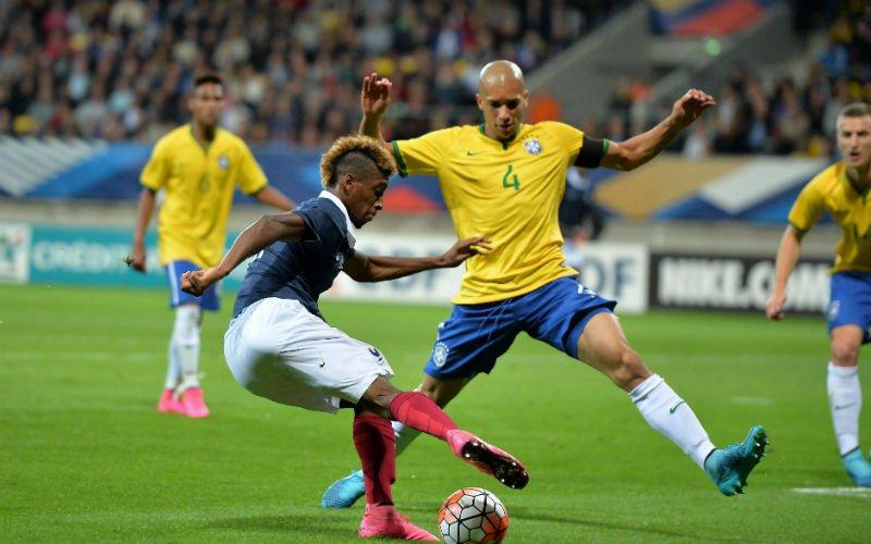 Ooit Braziliaans international, nu naar deze Belgische topclub?