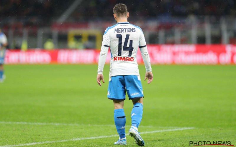 Dries Mertens neemt drastisch besluit: