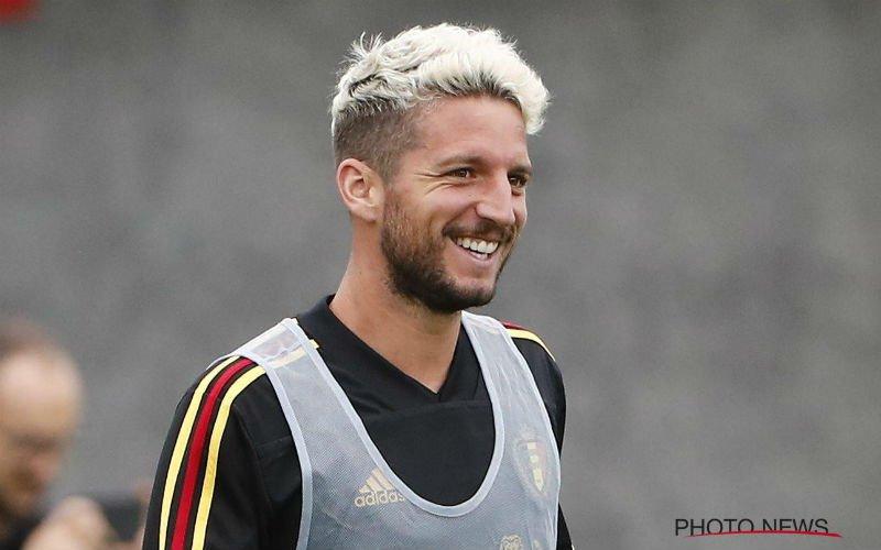 Mertens schept duidelijkheid over transfer naar Anderlecht of Club Brugge