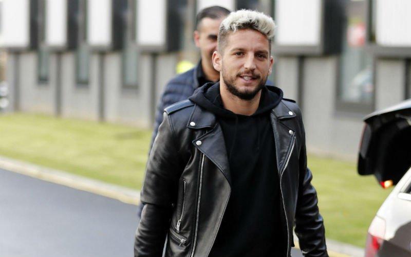 'Dries Mertens verlaat Napoli en verhuist naar Barcelona'