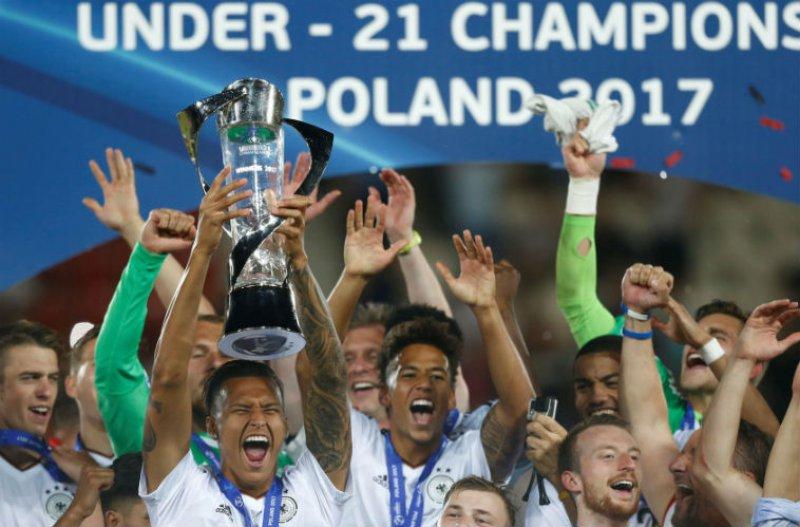 Duitsland is Europees kampioen