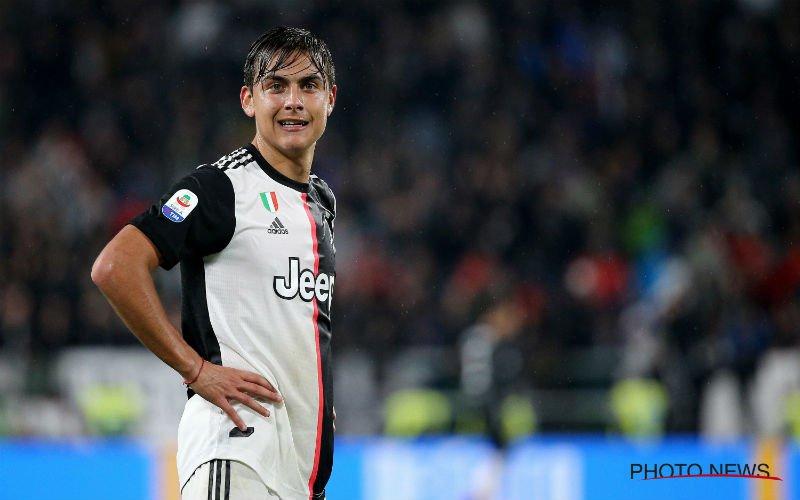 'Juventus gebruikt Dybala als pasmunt om schokkende transfer af te ronden'