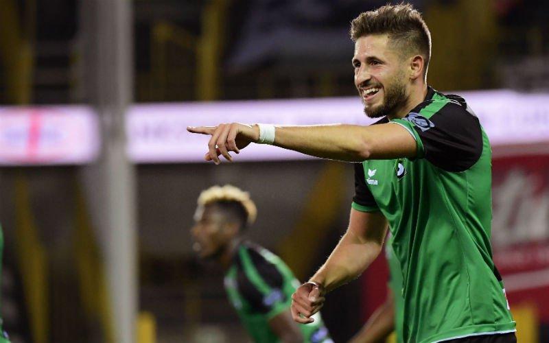 Cercle Brugge wipt over Charleroi na nipte zege