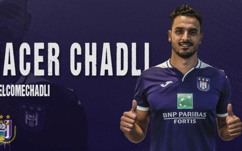 Anderlecht kondigt komst Chadli aan:
