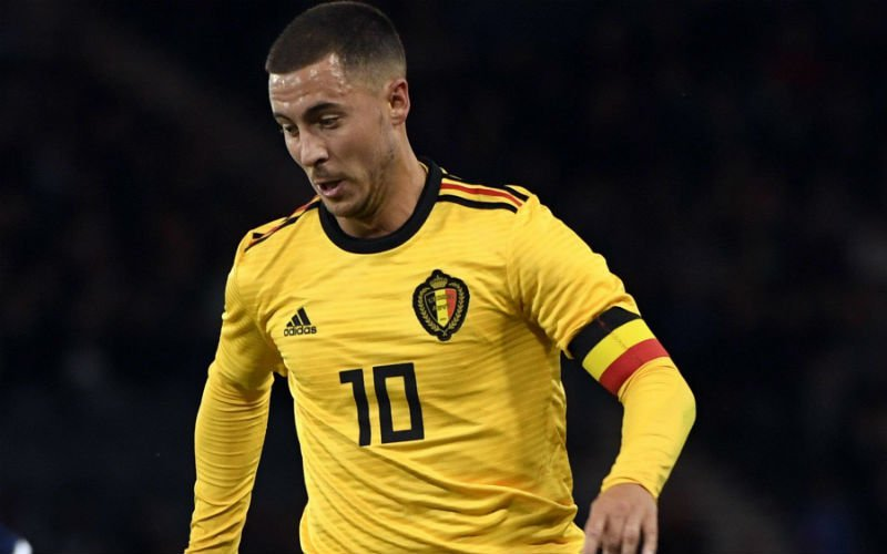 Duitse international over Hazard: