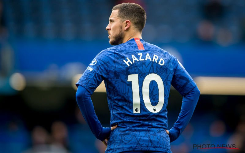 'Chelsea houdt vast aan hallucinante transferprijs, Hazard niet naar Real'