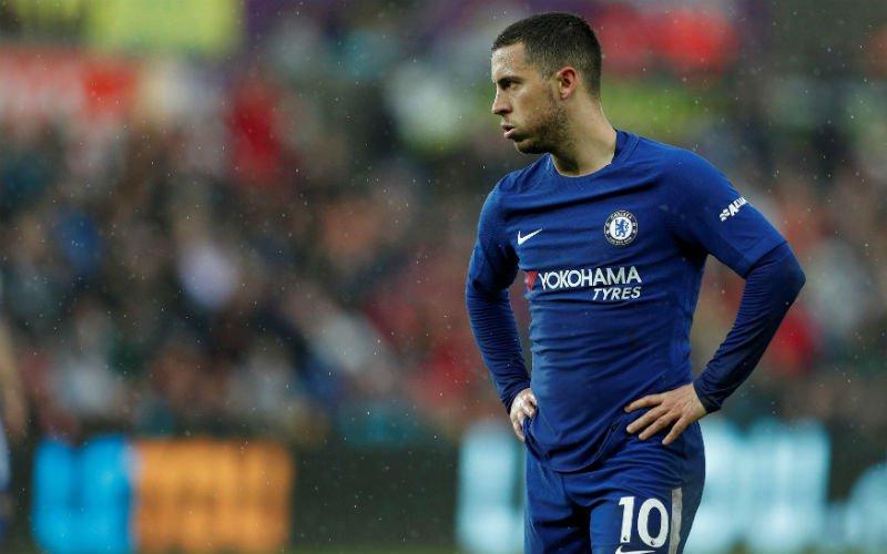 Eden Hazard denkt wel degelijk aan straffe transfer: