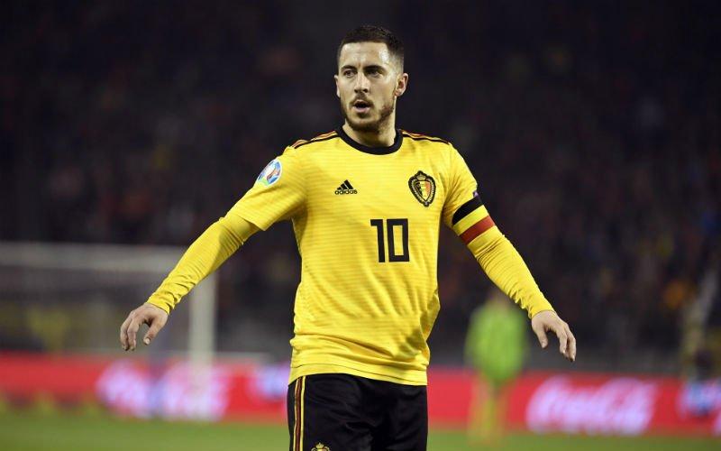 'Real Madrid wil Eden Hazard verrassend aan deze ster koppelen'