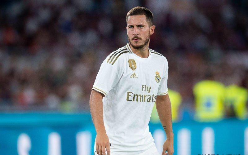 'Real Madrid neemt deze beslissing over medische joker en vervanger Hazard'