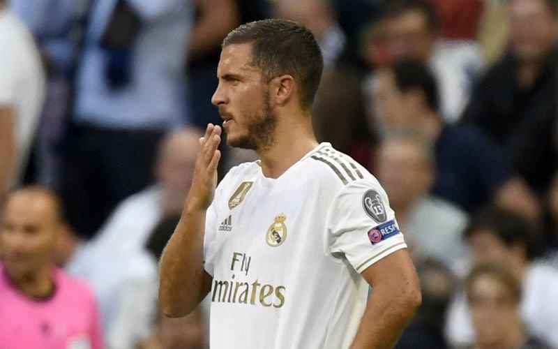Hazard komt met heel groot nieuws en speelt niet voor Real Madrid