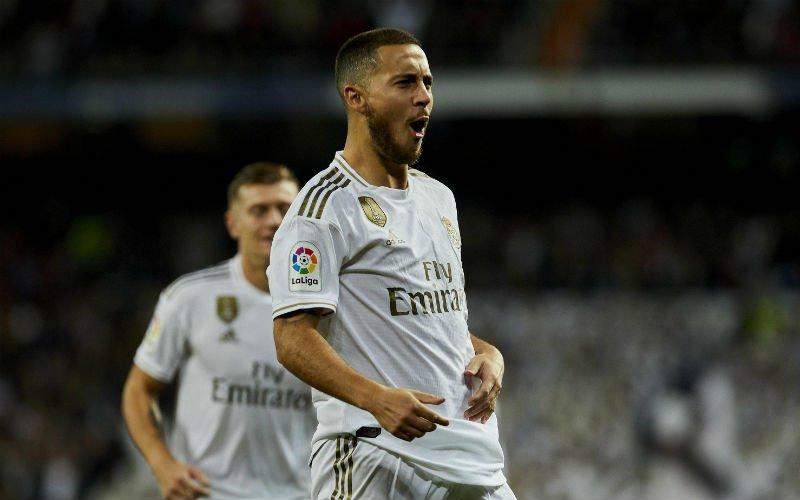 'Terugkerende Eden Hazard kan meteen imponeren bij Real Madrid'