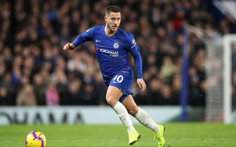 Hazard blinkt uit; Chelsea smeert Man City eerste competitienederlaag aan