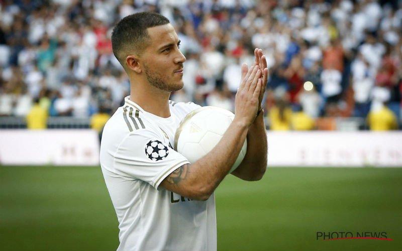 Dit zeggen Spaanse media over debuutmatch van Eden Hazard