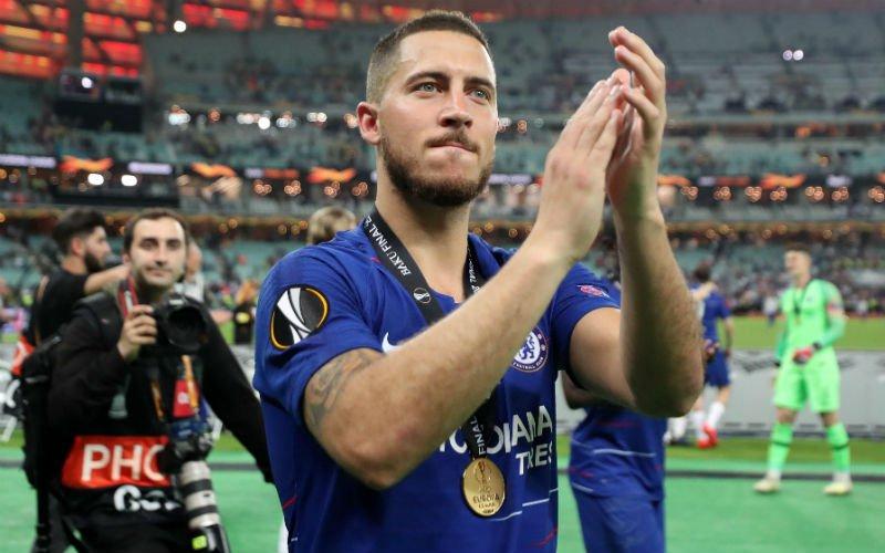 Real pakt het groots aan bij presentatie Hazard: 'Toeschouwersrecord Ronaldo eraan'