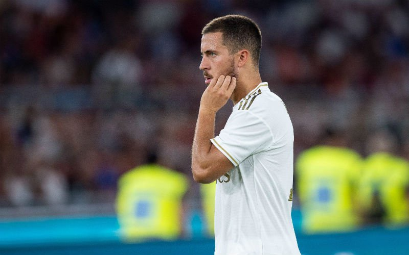 'Real Madrid grijpt drastisch in na nieuwe blessure, Hazard in shock'