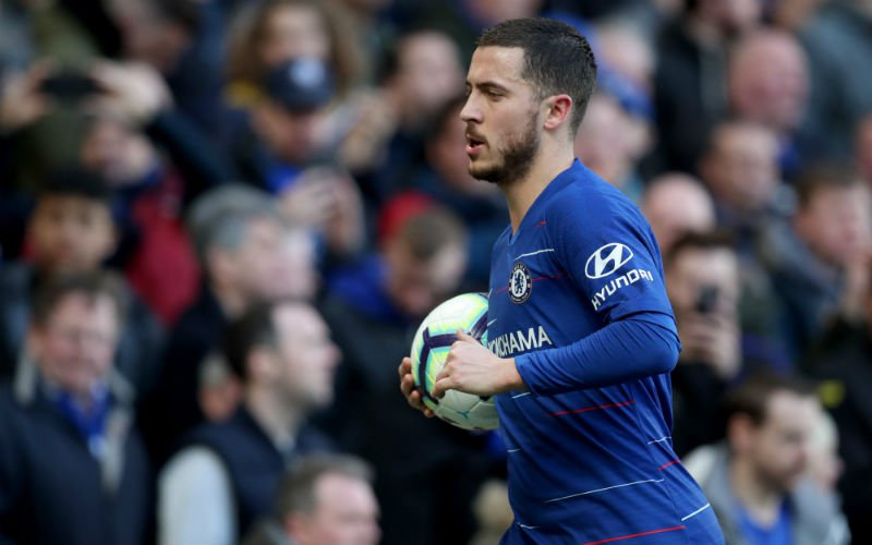 Real Madrid hakt de knoop door: 'Eden Hazard krijgt dit rugnummer'